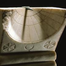 Expo pompeii cadran solaire