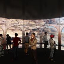 expo pompeii vesuve
