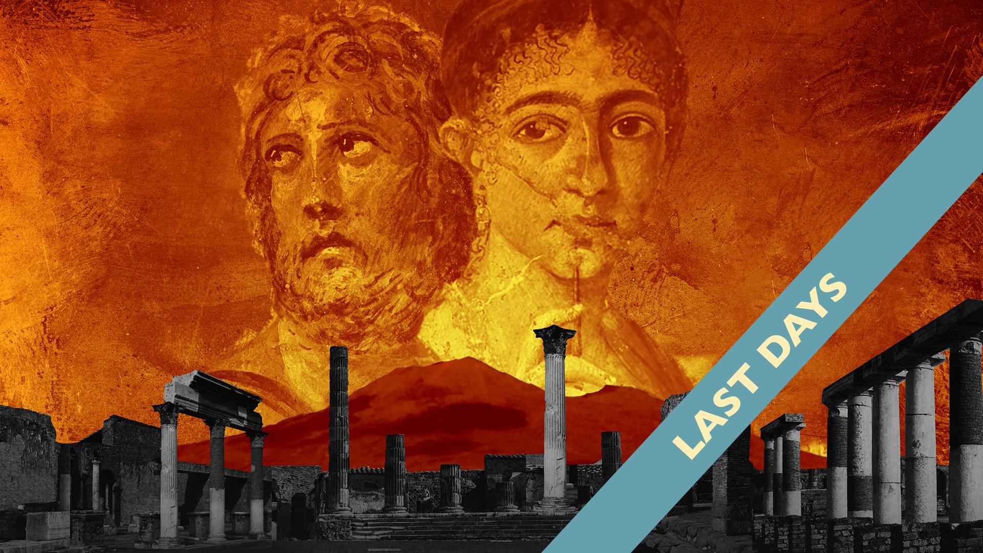 Lexposition Pompeii The Immortal City A La Bourse De Bruxelles
